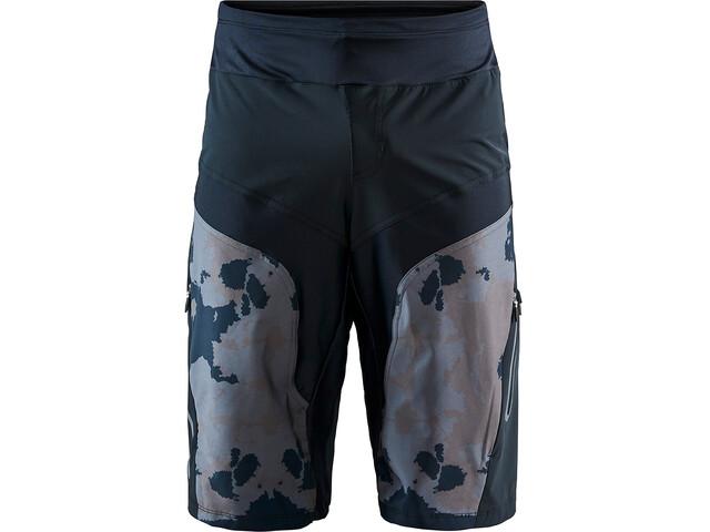 Craft Hale XT Shorts Heren, black/multi